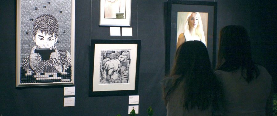 2020 Youth Art Gallery Exhibition
